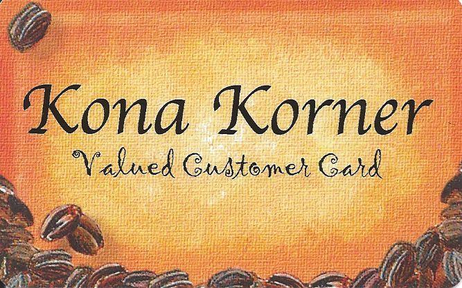 Kona Chinese Food