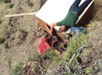 Ultimate Hack Box 1986 Hells Canyon Placing Chicks